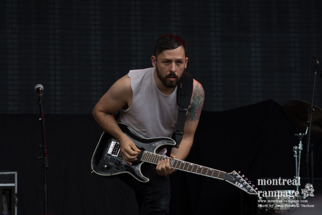 Dillinger Escape Plan (Photo by Jean-Frederic Vachon)