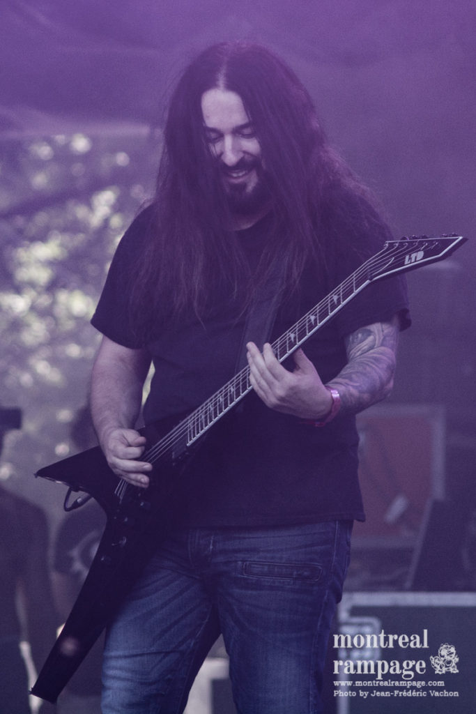 Kataklysm (Photo by Jean-Frederic Vachon)