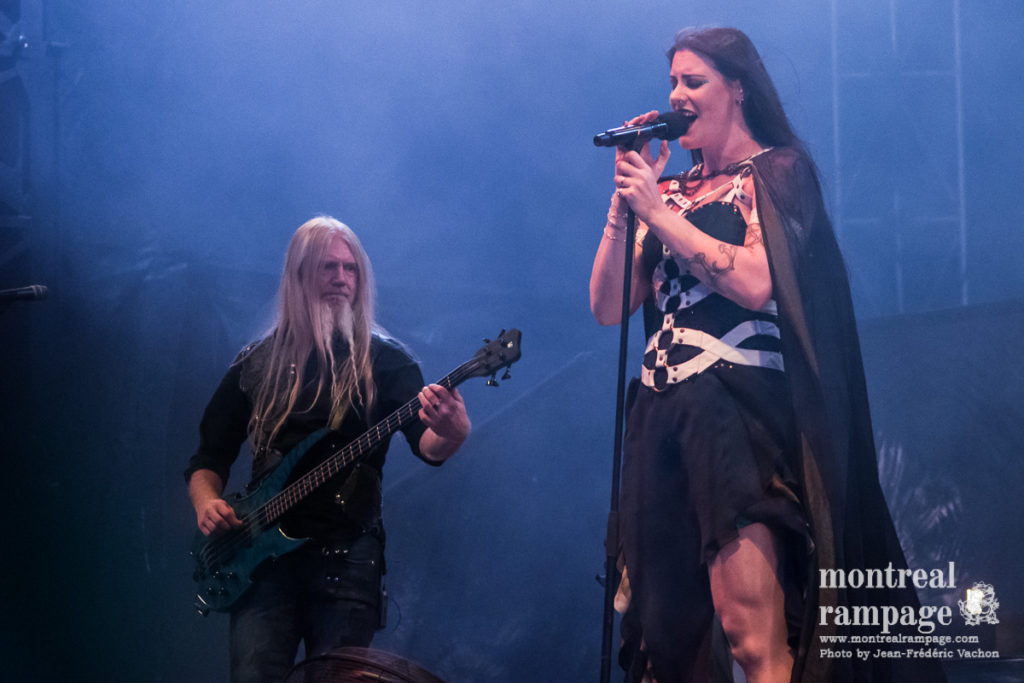 Nightwish (Photo by Jean-Frederic Vachon)
