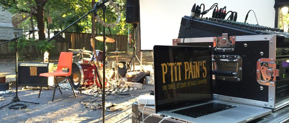 P'tit Pain. Photo by Josh McLeod.