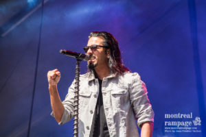 Pop Evil (Photo by Jean-Frederic Vachon)