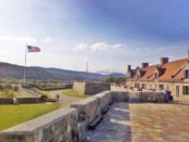 View of present-day Fort Ticonderoga. Photo credit: Peetlesnumber1/Wikimedia Commons