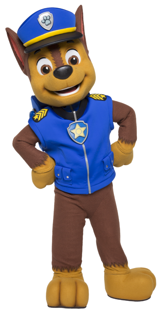 Chase from Paw Patrol will be among the celebs in attendance. (Credit: KidCon)