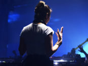 Nina Kraviz, Hangar 16. Photo : Cindy Voitus