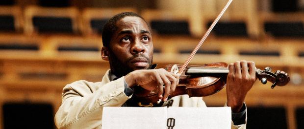 The Violin Teacher.