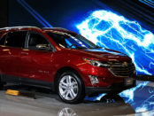 Chevrolet Equinox 2018. Photo : Cindy Voitus.