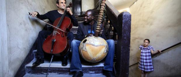 Ballaké Sissoko - Vincent Segal. Photo : Claude GASSIAN