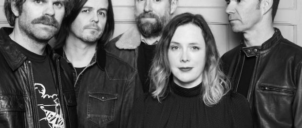 Slowdive. PHoto Ingrid Pop
