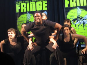 Montreal Fringe For All. Photo Rachel Levine