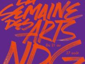 NDG Arts Week 2017