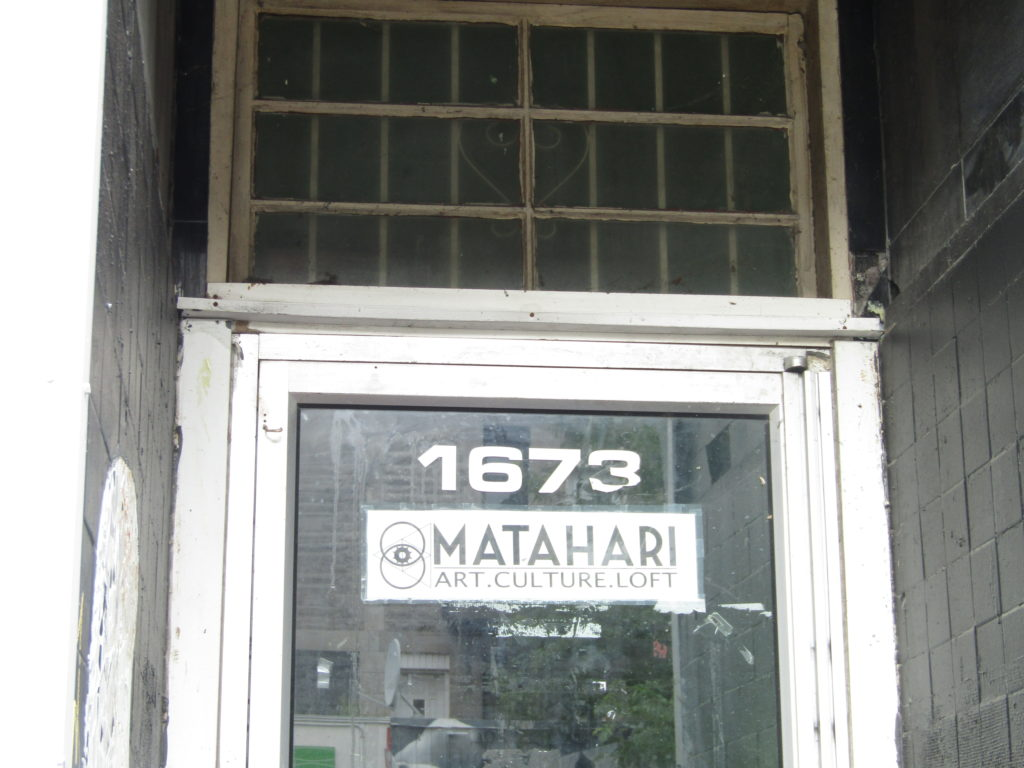 Matahari Loft. Rue Mt. Royal. Photo Rachel LEvine