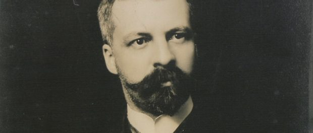 Henri Bourassa, 1909, photographed by B. J. Hebert. Photo credit: British Library. Accession no: HS85/10/20553