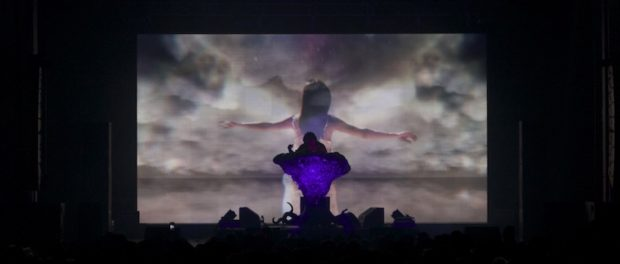 Flying Lotus. MTELUS Theatre. Photo Shannon Carranco