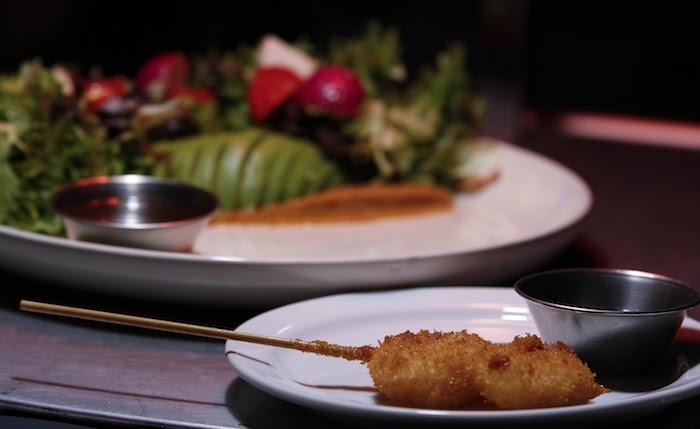 Marusan. Fried Prawns. Photo Ocean Derouchie.