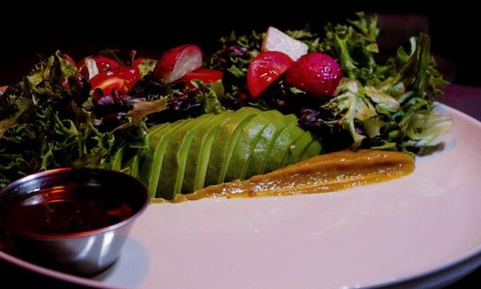 Marusan. Avocado Salad. Photo Ocean Derouchie.