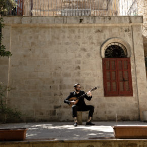 VOYAGES(S): Interview with Musician Radwan Moumneh
