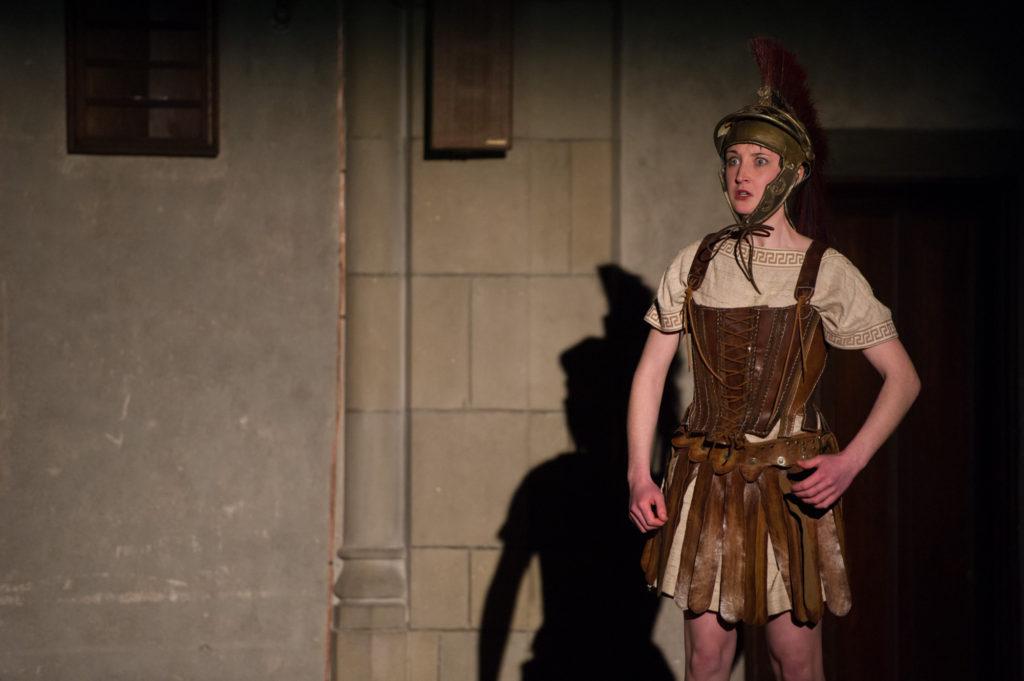 Antigone. Raise the Stakes Theatre. Photo Phil Latour photography