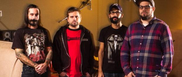 Rob Sabatini (guitar/vocals), Joey Sabatini (bass/vocals), Steve Sabatini (drums/vocals), and Sean Sabatini (guitar/vocals) Photo credit: Dave Levitt Photography
