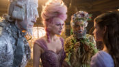The Nutcracker and the Four Realms.